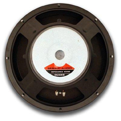 Seismic Audio - 12'' Raw Woofer/Speaker - PA/DJ - Replacement PRO AUDIO - 16 Ohm