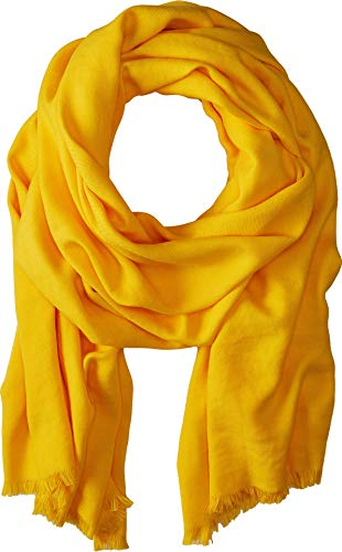 Love Quotes Women's Rayon Eyelash Scarf Goldenrod One Size