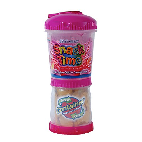 Cool Gear EZ-Freeze Snack Time (Pink)