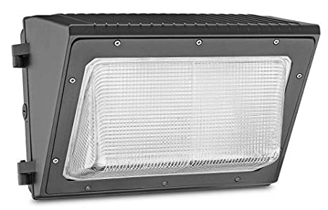 Zara 120W LED Pared Pack Luz, HPS/HID Reemplazo, 5000K, 11800LM ...