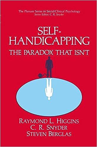 Descargar El Autor Mejortorrent Self-handicapping: The Paradox That Isn't Paginas Epub