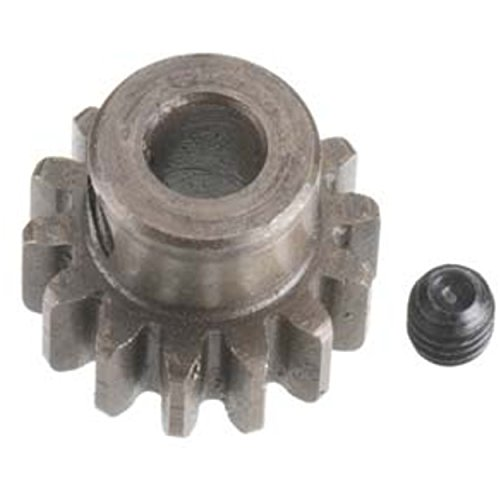 Robinson Racing Products 1214 X Hard Pinion 14, 5mm (1.0 Mod)