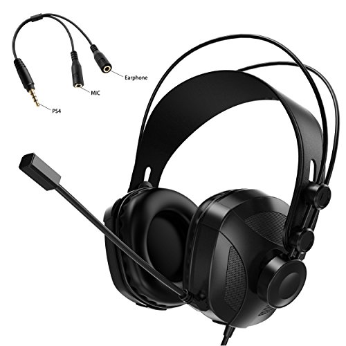 gmsound-over-ear-game-headset-premium-deep-bass-with-bendable-metal-mic-professional-pc-headset