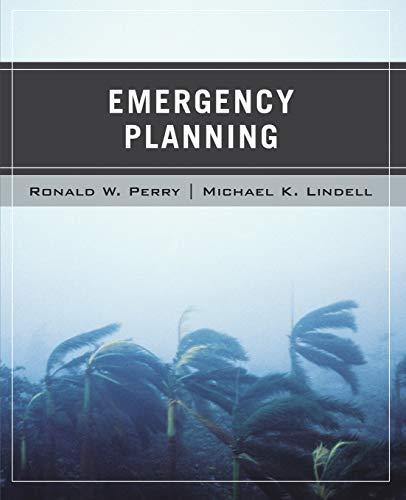 (Emergency Planning)