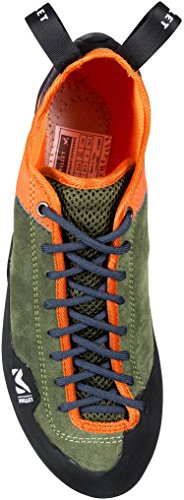 Grape Leaf Erwachsene 000 Mehrfarbig up MILLET Orange Rock Kletterschuhe Unisex FxqwpaU