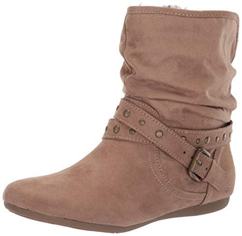 (Report Women's Elianna Ankle Boot, Taupe, 6.5 M US)