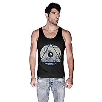Creo Germany Tank Top For Men - S, Black