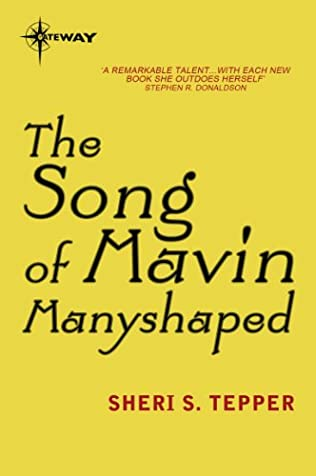 book cover of The Song of Mavin Manyshaped
