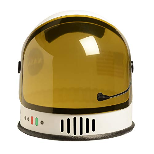 Aeromax, Inc. Get Real Gear Youth NASA Astronaut Helmet, White ()