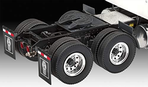 Revell RV07659 1:25 - Kenworth W-900 Plastic Model kit 1/25 7