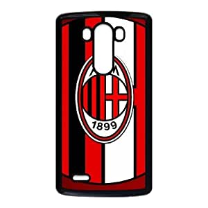 AC Milan For LG G3 Case Cell phone Case Idjq Plastic Durable Cover