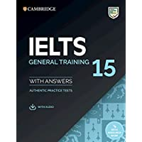 IELTS 15. General Training. Student's Book with Answers with Audio with Resource Bank