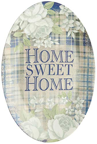 Stephanie Imports Decorative Home Sweet Home Wall Art Sign Plaque (Plaque Sweet)