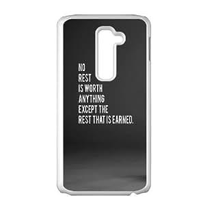 LG G2 Cell Phone Case White No RestSLI_822842