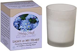 product image for Earth Mama Angel Baby Light Of My Heart Baby Loss Candle - 1 - Candle