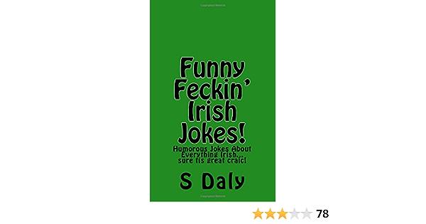 Irish jokes quick Aha! Jokes