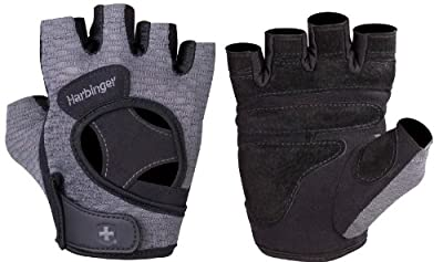 Harbinger FlexFit Weight Lifting Gloves For Women by Harbinger