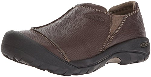 KEEN Mens Austin Slip On Shoe, Cascade Brown, 40 D(M) EU/6.5 D(M) UK