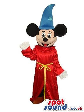 Amazon ファンタジア映画服装でミッキーマウスディズニー
