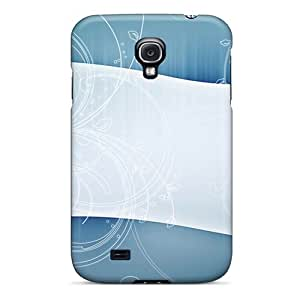 Fashionable Style Case Cover Skin For Galaxy S4- Vector Amazing Backgrounds