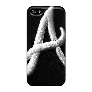 Iphone 5/5s FMo9512vFfQ Provide Private Custom Fashion Atlanta Braves Skin Shock-Absorbing Cell-phone Hard Cover -PhilHolmes