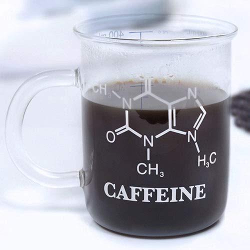 Thumbsup UK, Chemistry Mug, clear -