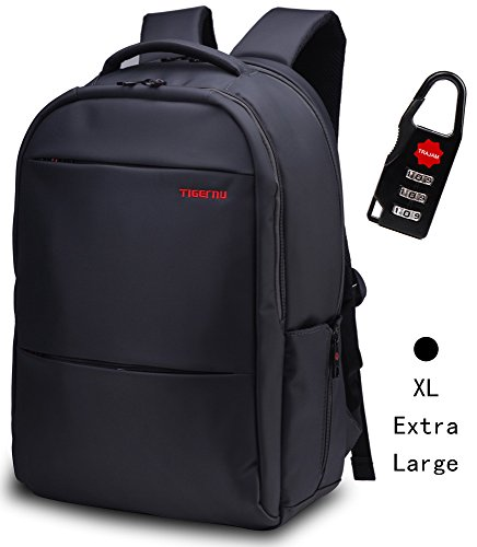 Lapacker Lightweight XL Extra Large Laptop Backpack  Fits 18.4 inch Computer Backpacks