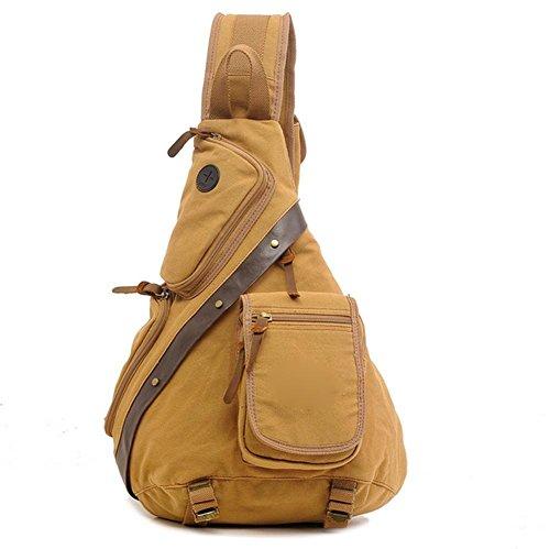 pengweiBolso de m¨²ltiples funciones del bolso del recorrido del bolso de la lona del bolso del mensajero del hombro del morral del bolso , 3 3