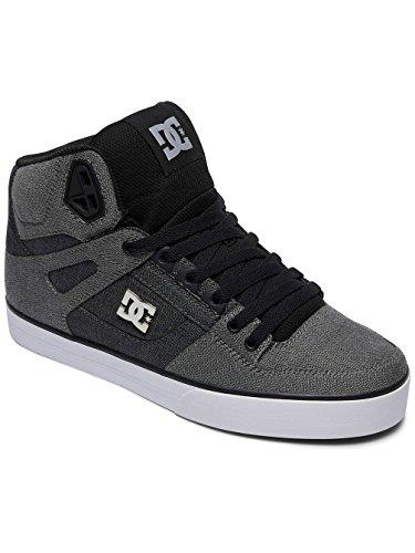 DC - Sneaker Pure HT WC TX Se ADYS400046-XSWS Grey Grey/White/Grey