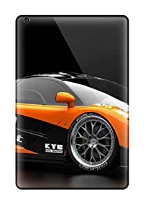 Anti-scratch And Shatterproof Mclaren F1 Phone Cases For Ipad Mini/ High Quality Tpu Cases