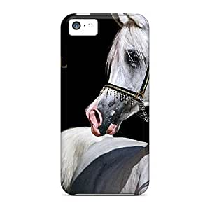 New Jeffrehing Super Strong National Arabian Tpu Case Cover For Iphone 5c by runtopwell
