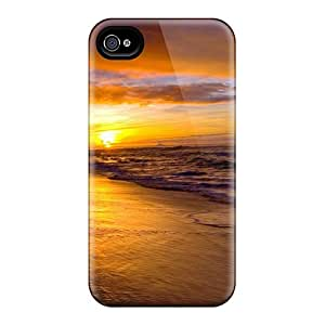 For Iphone 6 Protector Cases Nature Sundown Sunset On The Beach A Popular Resort Phone Covers