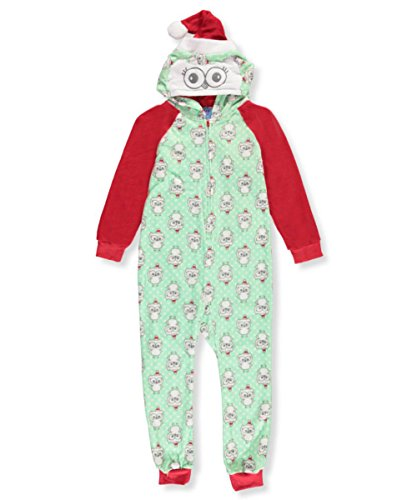 Hooded Kids Coverall - 9