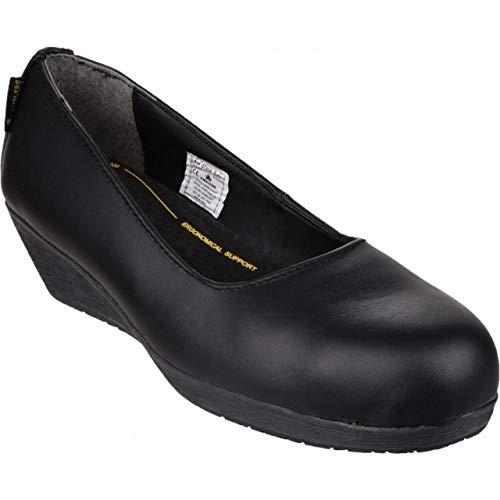 Sb Avec 42 Légères En Sécurité Et Taille Amblers Tendance De Fs107 Safey Capuchon Acier Chaussures 36 zY4w5q