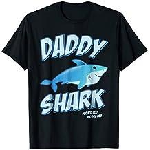 Mens Daddy Shark T-Shirt
