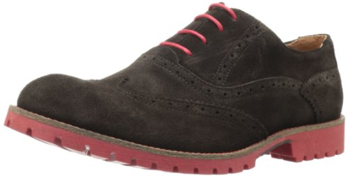Kenneth Cole REACTION Men's Just 4 A Pop SU Oxford,Brown,11 M US (Kenneth Cole Just Shoes)