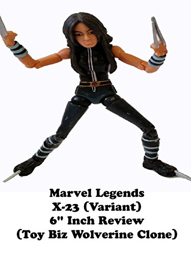 Review: Marvel Legends X-23 (Variant) 6