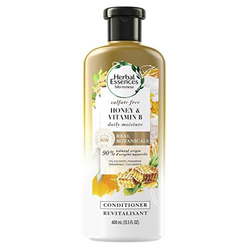 Herbal Essences Bio Renew Honey & Vitamin B Sulfate-free Conditioner, 400ml