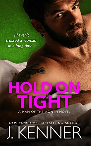 Hold On Tight: Spencer and Brooke (Man of the Month Book -