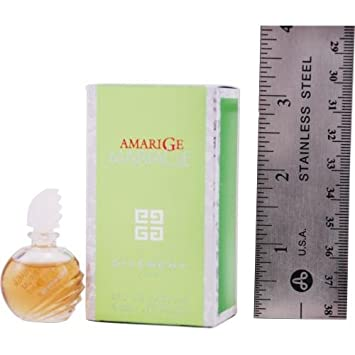 efcb07fe5b Amazon.com : AMARIGE MARIAGE by Givenchy for WOMEN: EAU DE PARFUM .13 OZ  MINI (note* minis approximately 1-2 inches in height) : Givenchy Perfume :  Beauty