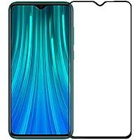 For Xiaomi Redmi Note 8 5D glass screen protector - Black