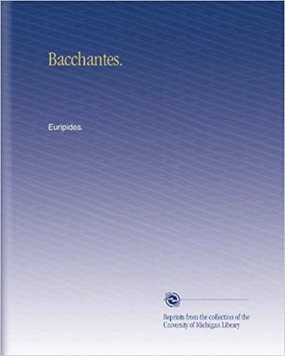 Read online Bacchantes. PDF, azw (Kindle)