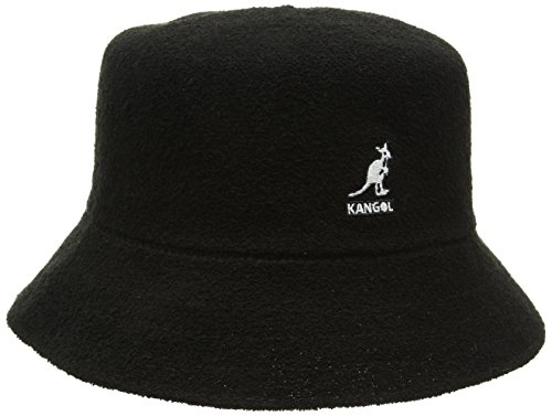 Kangol Men's Bermuda Bucket, Black, X-Large ()
