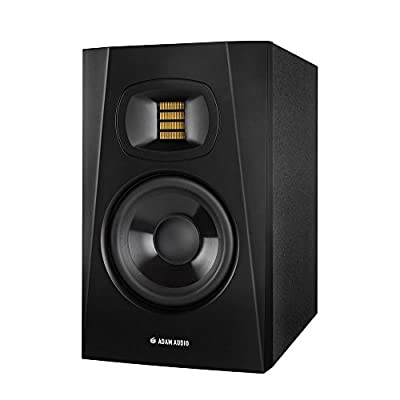 """Adam Audio T5V 5"""" Active Nearfield Monitor (Single) with Microfiber and Free EverythingMusic 1 Year Extended Warranty from Adam Audio"""