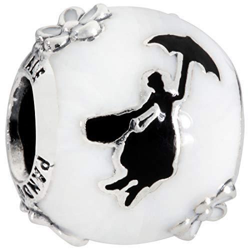 Pandora Disney Mary Poppins Silhouette Charm 797510ENMX by PANDORA