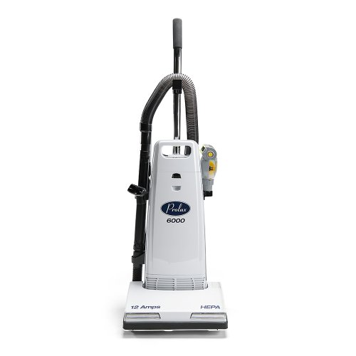 New Prolux 6000 Upright Washable HEPA vacuum with 12 AMP Motor on board tools and 5 Year Warranty! (Vacuum 12 Filter Amp Hepa)