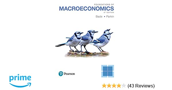Foundations of macroeconomics 8th edition 9780134492001 foundations of macroeconomics 8th edition 9780134492001 economics books amazon fandeluxe Choice Image