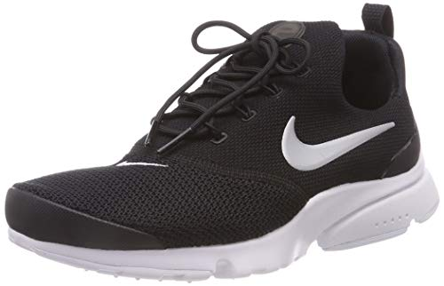 Metallic 011 Silver white WMNS Femme Black Noir Compétition de Presto Running Chaussures Nike Fly TxFWvqwZZ