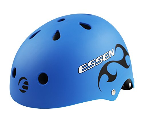 E ESSEN Cycling Helmets Safety Protection for Kids, Youth Multi Sports BMX Bike Skateboarding