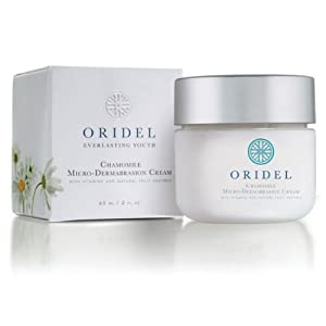 Oridel® Chamomile Micro-Dermabrasion Cream with Vitamins & Fruit Enzymes 2 PackOridel®